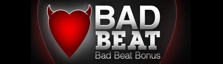 Bad Beat Jackpot в руме Титан Покер.