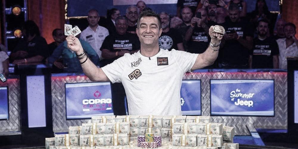 О победителях WSOP последних лет